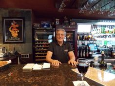 Our paisano from Little Italy in The Bronx, Joe from Antonio's Trattoria...