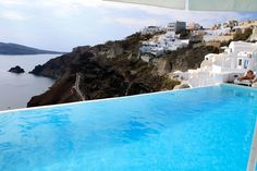 katikes hotel in santorini. magical.