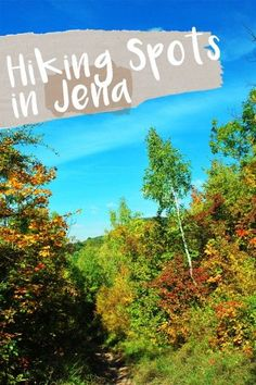 Hiking El Dorado Right at Home – Let's Explore Jena in Germany   Travel on the Brain