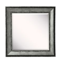 American Made Rayne Wall Mirror Square/Gray/Sterling Charcoal >>> You can find out more details at the link of the image. (This is an affiliate link) #Mirrors