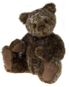 Charlie Bears Mr Twitcher Bear - 2014 -