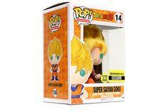 POP! Animation: Dragonball Z - Super Saiyan Goku [GITD]