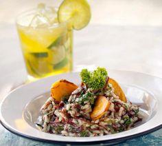 risoto - Fornecido por Gastrolândia