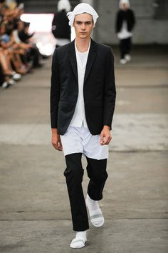 Siki Im Spring 2014 Menswear Collection Slideshow on Style.com