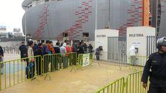 FOTOS: persisten las colas en el Nacional por una entrada para el Perú vs. Venezuela y Perú vs. Argentina