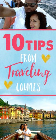 10 Tips from Traveling Couples
