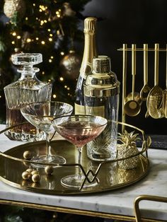 House of Fraser Cocktail Hour Deco Luxe