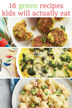 Who ever said eating greens had to be boring—or a battle? These recipes are fun, super tasty and a guaranteed good time. It's easy being green! Quick Pasta Recipes, Yummy Chicken Recipes, Yum Yum Chicken, Easy Dinner Recipes, Soup Recipes, Recipies, Healthy Breakfast Recipes, Healthy Eating, Healthy Recipes