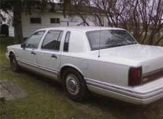 ~~FOR SALE/TRADE~~1994 LINCOLN TOWNCAR~~ $2000 obo - $2000 (Sparta, Wi)