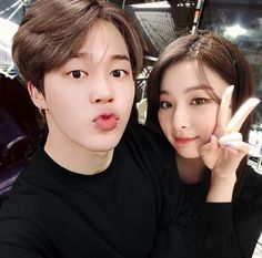 """Ok I'm sorry, I know not everyone ships """"Seulmin"""" and I'm not saying I do or don't etheir, but this edit is really cute and actually really realistic, in my opinion. Feel completely free not to save it if you don't like it☻♡"""