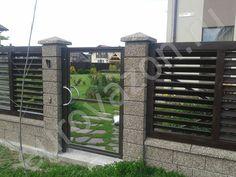 подпорная стенка из бетонных блоков забор - Поиск в Google