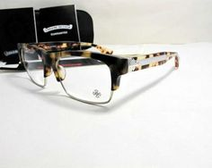 4a204105fbbb Popular TT MINGUS Unisex Chrome Hearts Eyeglasses on Sale
