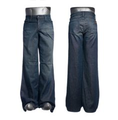 wide leg jeans mens - Jean Yu Beauty