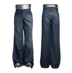 wide leg jeans mens - Jean Yu Beauty