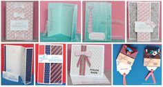 Stampinup, Tricks, Cover, Packaging, Ideas