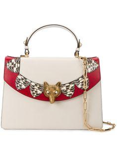 bc4cf30c7409 Shop Gucci Broche top handle bag. Gucci Purses