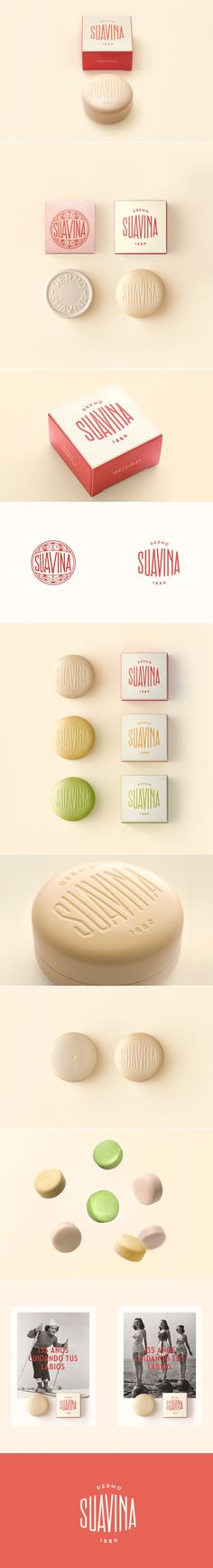 This Traditional Spanish Lip Balm Brand Gets An Elegant New Look — The Dieline | Packaging & Branding Design & Innovation News