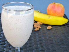 Almond Protein Smoothie