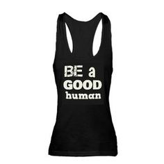 My personal favorite - the racerback tank top - $18.99  www.cafepress.com/whoreallycareswhatithink