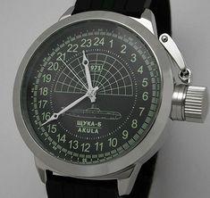 Часы Щука-Б (Akula)