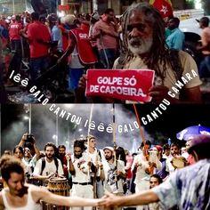 Impeachment noi Brasil é golpe