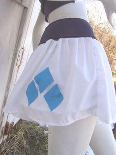 MY LITTLE PONY Skirt Rarity MLP FiM Cosplay your size Kawaii | PoppysWickedGarden - Clothing on ArtFire