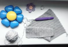Awaiting for the better weather - gray cotton Cuddle something in the making... Is spring ever coming to town or do I have to steal mosaic pieces from my kid to have some flowers around? #instacrochet #crochet #crochetinspiration #gray #cottonyarn #whereisspring #flowers #kiev #kyiv #вяжу #крючком #київ #киев #вяжутнетолькобабушки #цветок #ждувесну by soft.cuddles