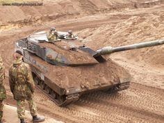 Leopard 2A6 Army Vehicles, Armored Vehicles, Patton Tank, Tank Armor, Advanced Warfare, Military Armor, Armored Fighting Vehicle, Alternate History, Military Photos
