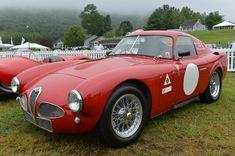 1953 Alfa Romeo 6C 3000 CM, Lawrence Auriana Car Collection