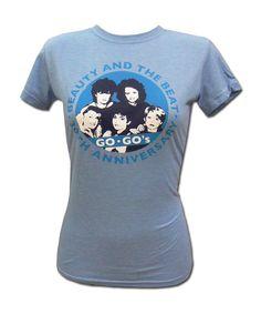 Such a cute Go-Go's t-shirt! I want one! @officialgogos