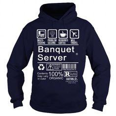 BANQUET SERVER CERTIFIED JOB TITLE T Shirts, Hoodies. Get it here ==► https://www.sunfrog.com/LifeStyle/BANQUET-SERVER--CERTIFIED-JOB-TITLE-Navy-Blue-Hoodie.html?41382 $38.99