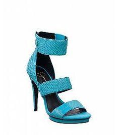 Jessica Simpson Fransi Sandal - Cool Aqua