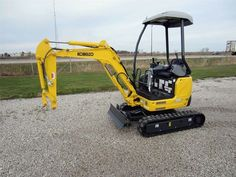Kobelco Mini Excavators    http://www.rockanddirt.com/equipment-for-sale/KOBELCO/excavators-mini