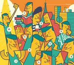Aprenda idiomas on-line – É rápido, fácil e divertido.