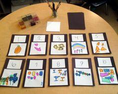 reggio pre-k classroom Number Sense Kindergarten, Teaching Kindergarten, Teaching Ideas, Learning Numbers, Math Numbers, Reggio Emilia Classroom, Reggio Inspired Classrooms, Classroom Displays, Creative Curriculum