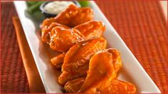 BUFFALO WINGS - TGI FRIDAY'S