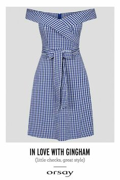 Dona Maria Casual Dresses, Short Dresses, Fashion Dresses, Dresses For Work, Gingham Dress, Classy Dress, Simple Outfits, Pretty Dresses, Just In Case