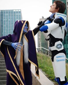 I don't normally pin cosplays, but this one's really good