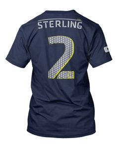 Exclusive! Scott Sterling Jersey