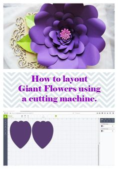 Giant Paper Flower Templates and Cricut SVG upload tutorial Two of the main questions I get on a regul. Giant Paper Flower Templates and Cricut SVG upload tutorial Two of the main questions I get on a regul. Large Paper Flowers, Giant Paper Flowers, Diy Flowers, Flower Crafts, Fabric Flowers, Tissue Flowers, Paper Butterflies, Flower Ideas, Flower Svg