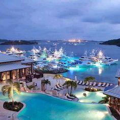 Scrub Island Resort, Tortola, British Virgin Islands