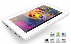 Tablet PC Ainol Crystal II, é um tablet de 7 polegada Quadcore com excelente custo beneficio e já vem com o sistema Android 4.1. Tablet Excelente e com uma interessante configuração, à começar pela sua tela com a técnologia IPS. Atenção, produto sob encomenda com prazo de entrega entre 10-30 dias úteis. #tablet, #tablets, #MelhorTablet