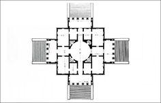 1566-1571.Palladio-La-villa-Rotonda-plan.jpg (726×465)