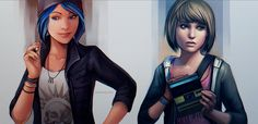 Image result for life is strange fan art
