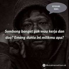 Sindiran Netizen Indonesia (@sindirannetizen.id) • Instagram photos and videos Doa, Photo And Video, Videos, Movie Posters, Photos, Fictional Characters, Instagram, Pictures, Film Poster