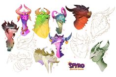 Return Of The Dragon, Year Of The Dragon, Character Concept, Concept Art, Character Design, Baby Dragonfly, Dragon Sketch, Spyro The Dragon, Female Dragon