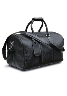 For a limited time, save 50% on our classic Premium Leather Duffle Bag in Black or Vintage Brown. Good taste never goes out of style. #travelbags #mensleatherdufflebag #leatherdufflebag Leather Men, Patent Leather, Best Ipad, Leather Duffle Bag, Packing Light, Nylon Bag, Day Use, Travel Bags, Leather Shoulder Bag