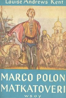 Louise Andrews Kent: Marco Polon matkatoveri Marco Polo, Venice, Red And Blue, Comic Books, Comics, Reading, January 1, Fictional Characters, Faces