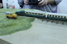 H0m Inselbahn Spiekeroog | Modellbahn