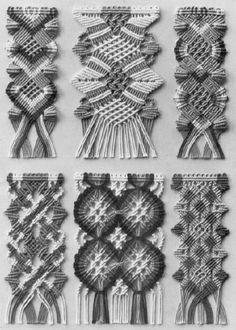 Link to great macrame blog/site.